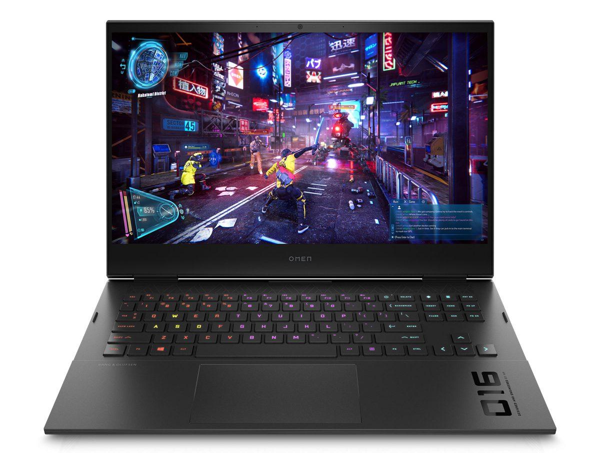 日本HP、QHD解像度のディスプレイを搭載したゲーミングノートPC「OMEN 16」と「OMEN 17」を発表! エントリー向けブランド「VICTUS」も登場