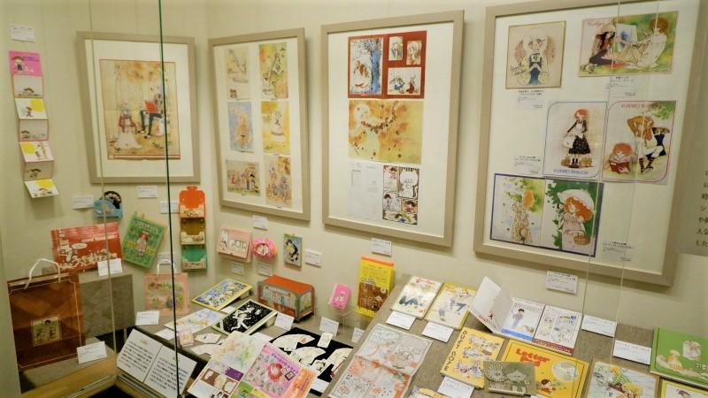 田渕由美子展~1970's『りぼん』おとめちっく♡メモリー~/展覧会レポート | OBIKAKE(おびかけ)