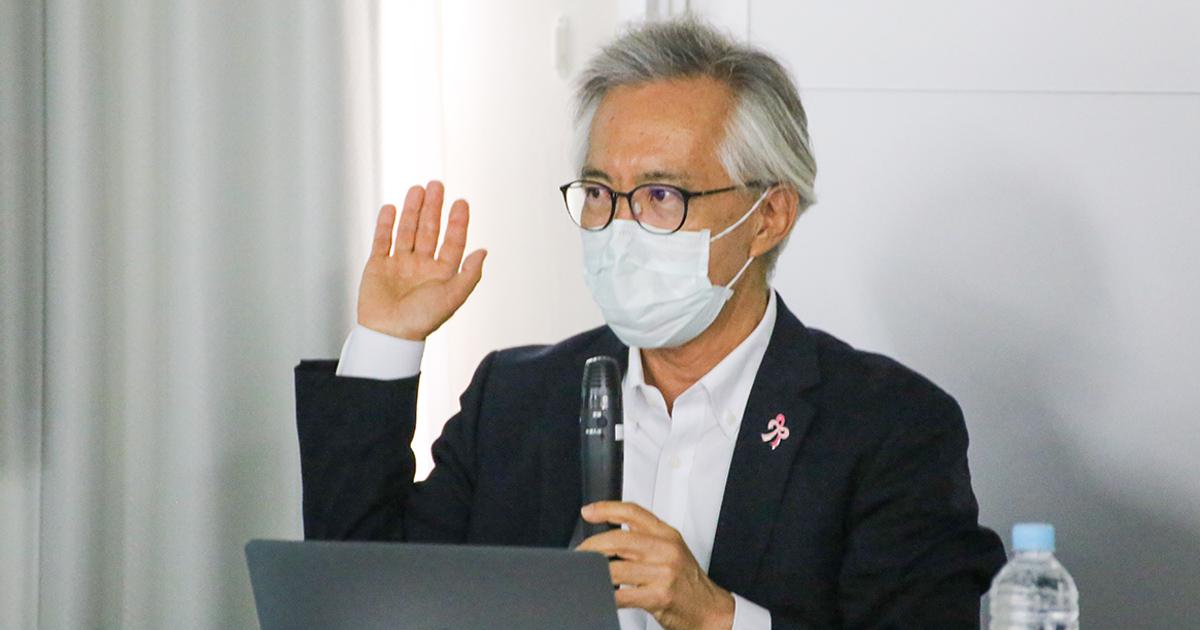 【日経BP】若い世代への「がん教育」が必要なワケ