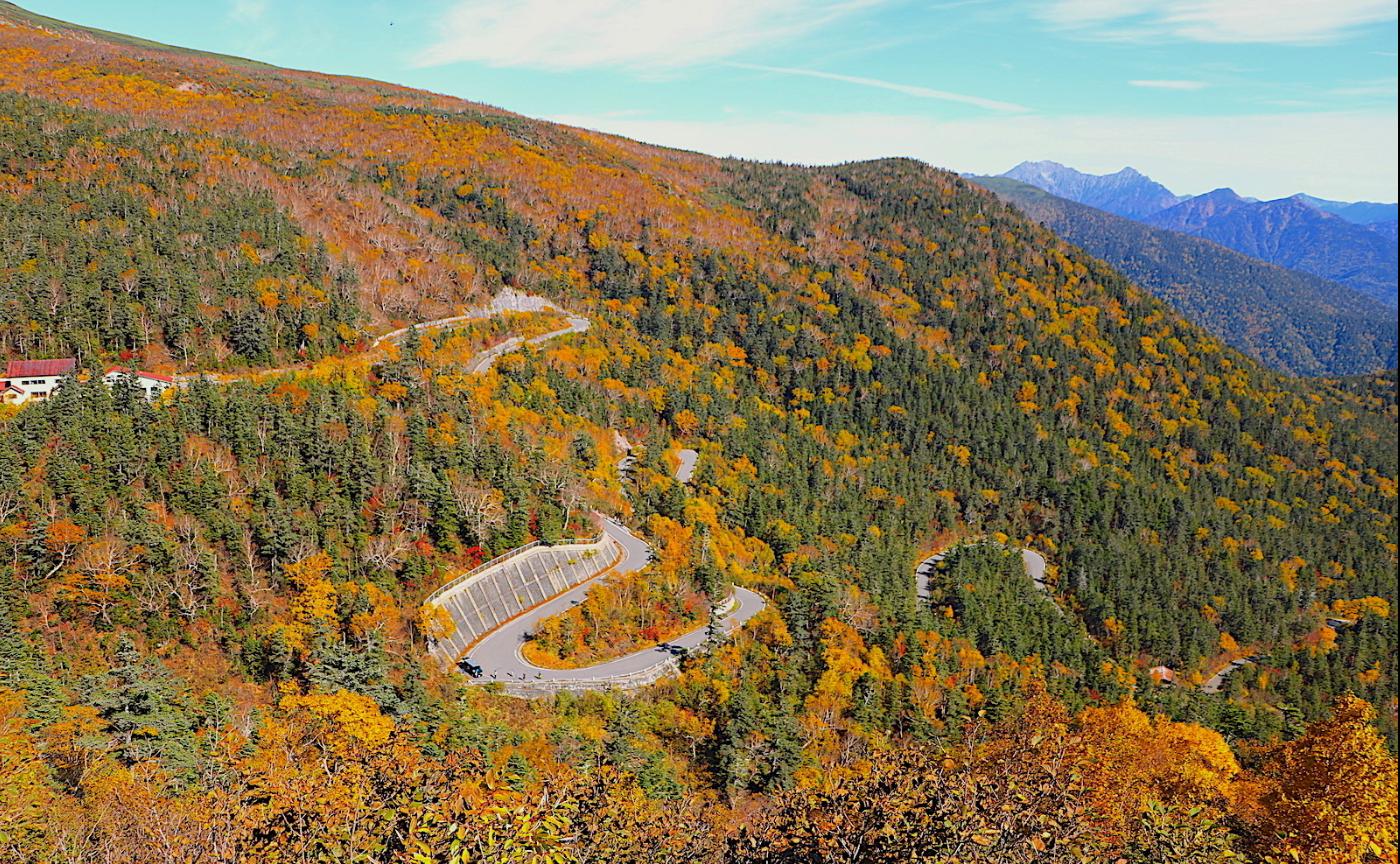 【私の旅】四季に身を投じる旅へ~山岳紅葉に魅せられて〜