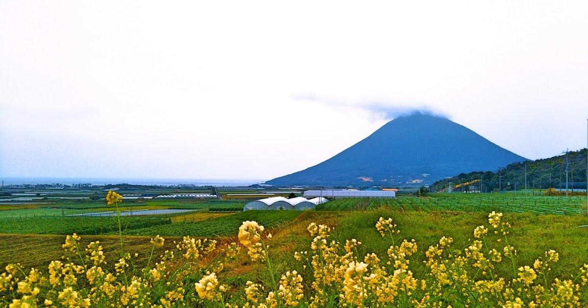 南九州ツーリング8日目 癒しの風景「指宿」〜開聞岳と砂蒸し風呂〜