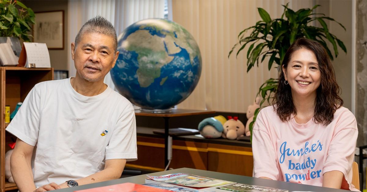 小泉今日子さん、本がテーマのPodcast「ホントのコイズミさん」で糸井重里さんと語った「本のこれから」|好書好日