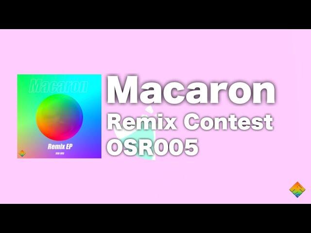 Norts - Macaron Remix EP [XFD]