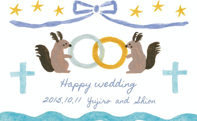 【works】wedding