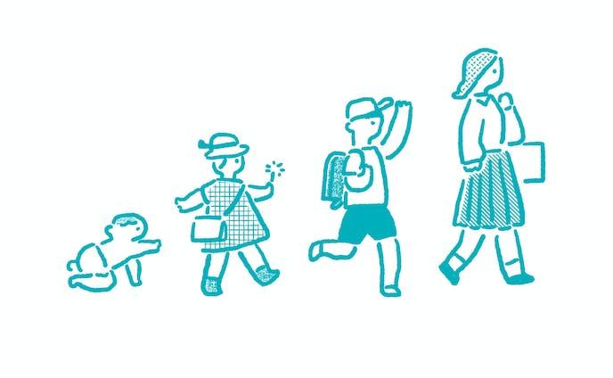 移住ガイドブック|情報ページ見出しイラストカット