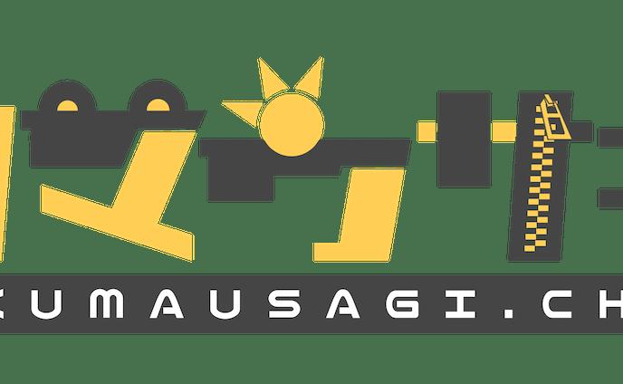 【2021.05】クマウサギ様 ロゴデザイン制作