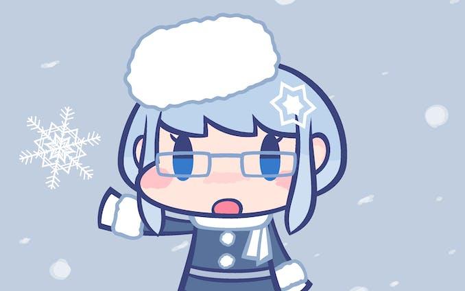 日本風テイストちびキャラ