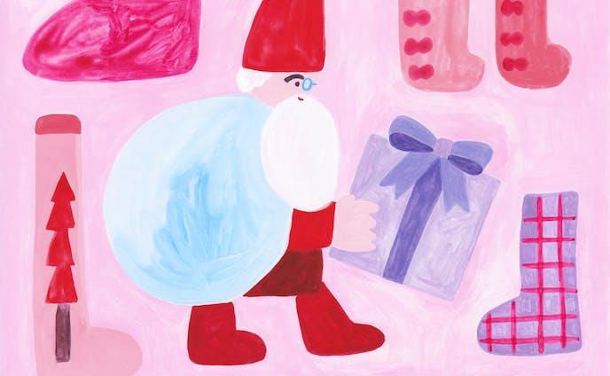 Illustration『メリークリスマス!』