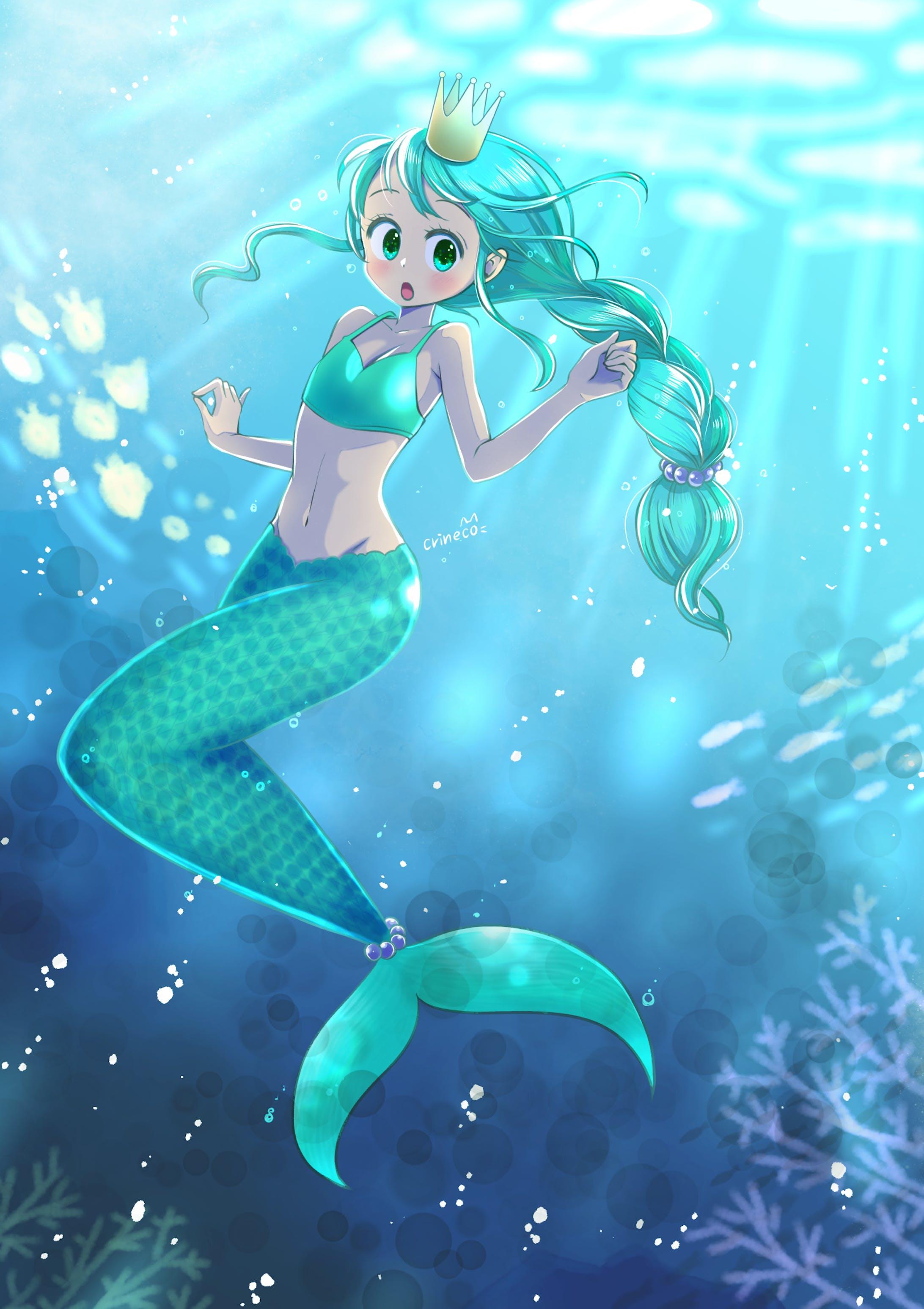 人魚姫-1
