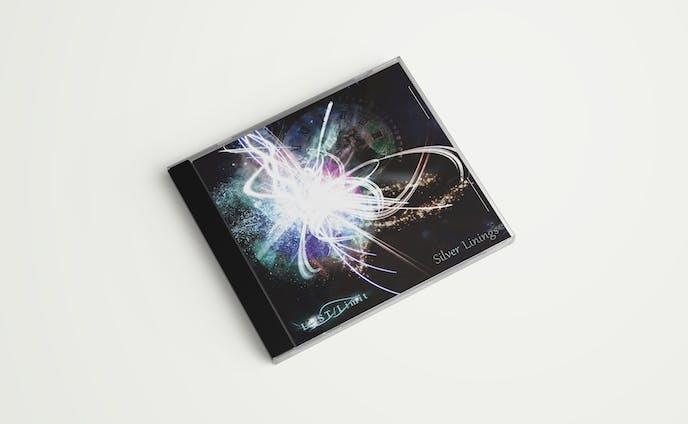 """Silver Linings"" | CD / VI設計 / Flyer Design"