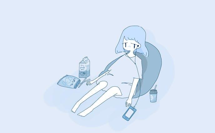 日常の怠惰