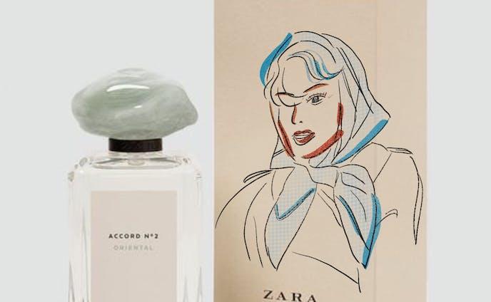 【パッケージデザイン】ZARA -オリジナル版-
