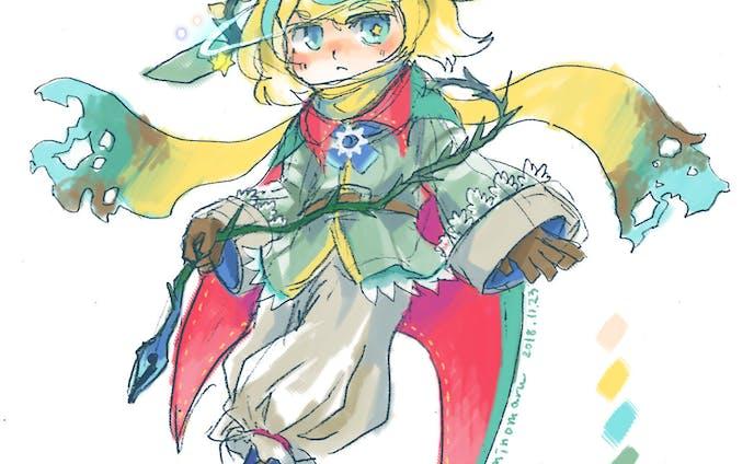 「星の王子様」モデルのキャラクター