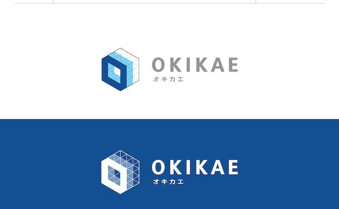 OKIKAE Logo