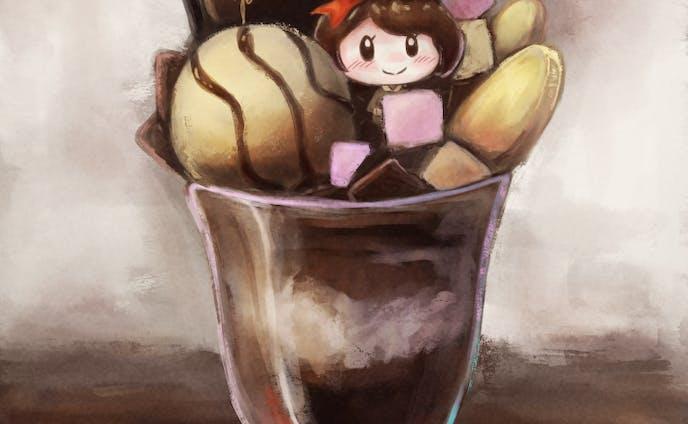 チョコレートブーケ