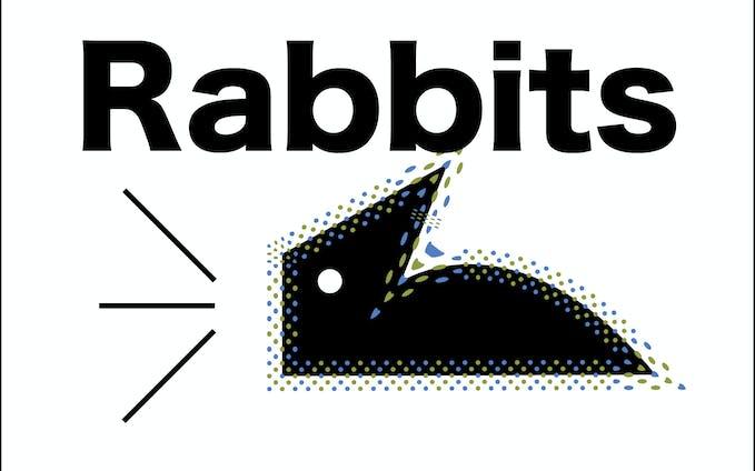 【ロゴ】Rabbits