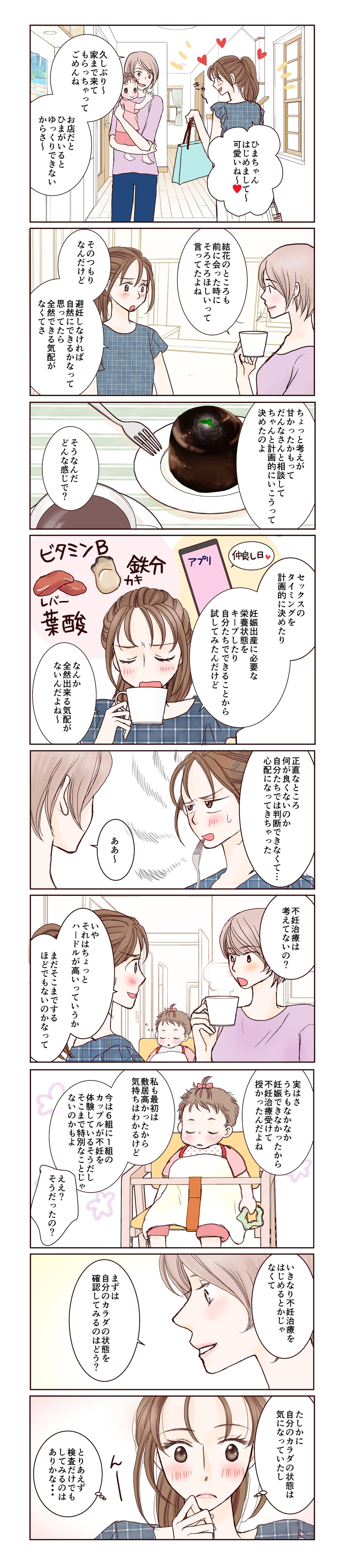 ルナルナ×アイジェノミクス・ジャパンPR漫画-1