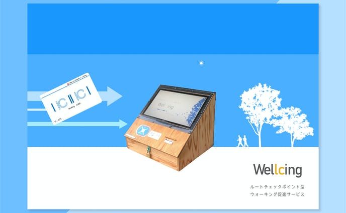 WelICing (NICT賞/協賛企業賞)