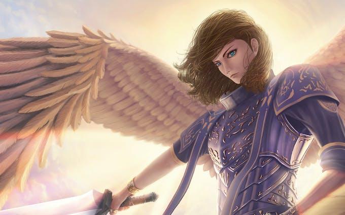 燦爛たる天使