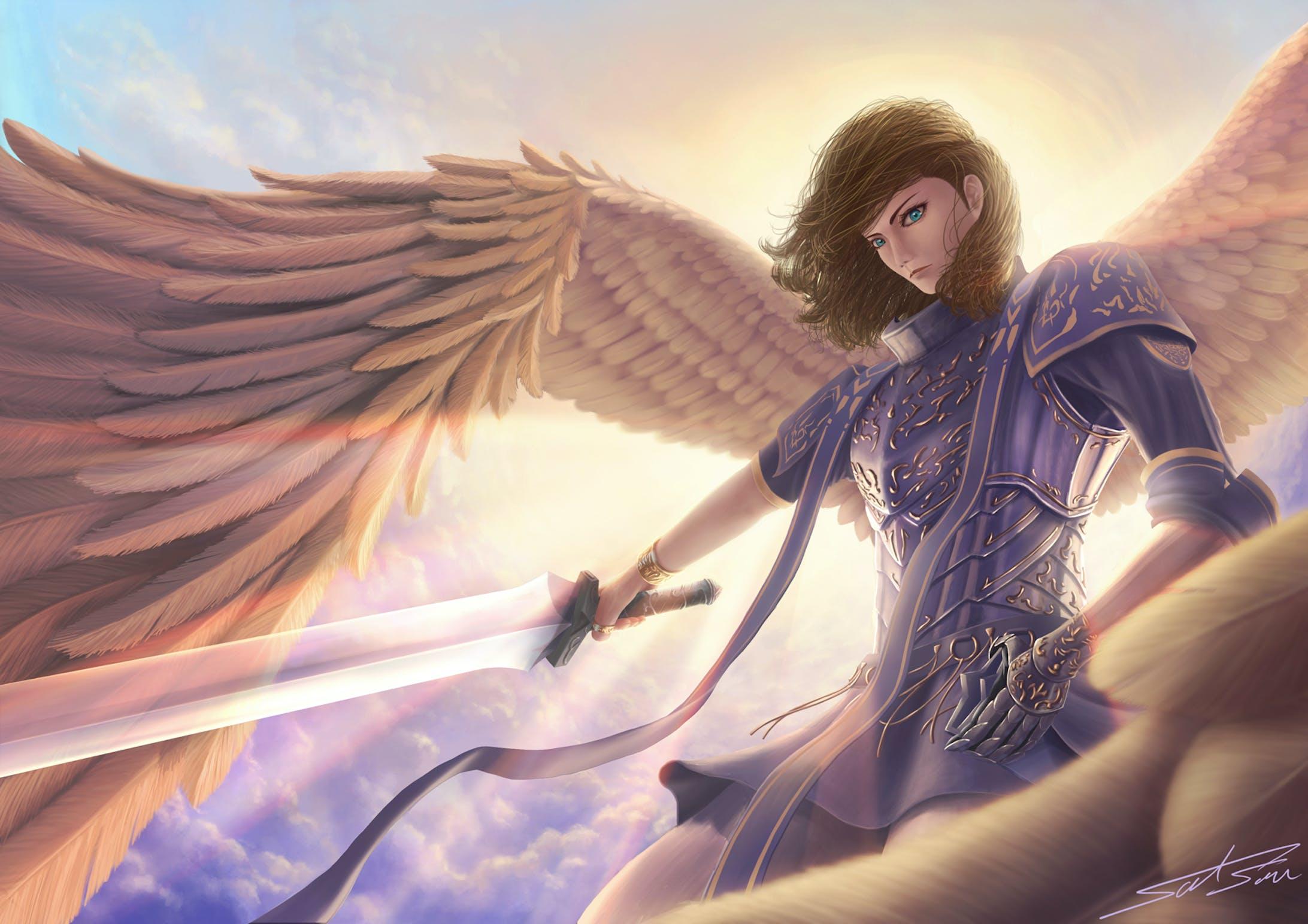燦爛たる天使-2