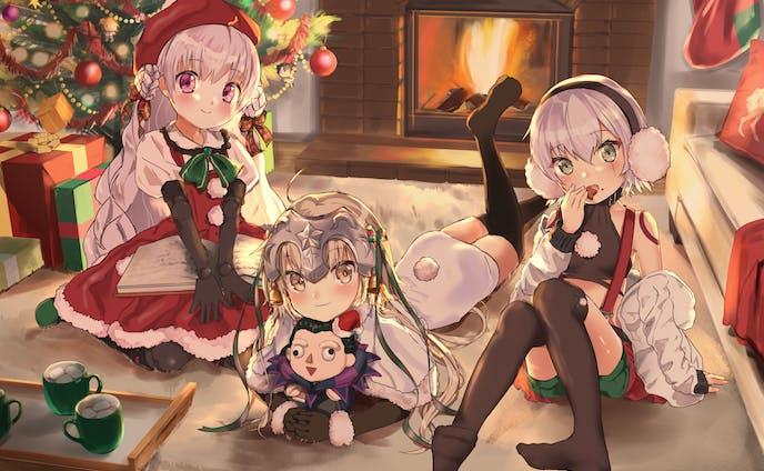 クリスマスイラスト