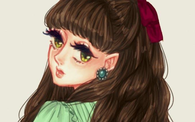 ?、cute