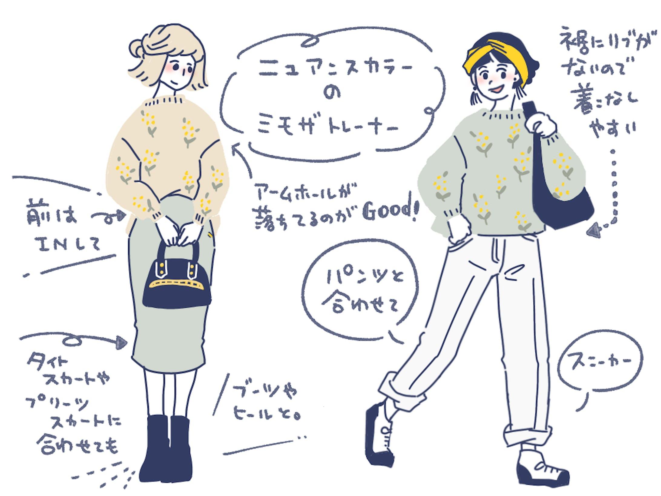 ファッション画-3