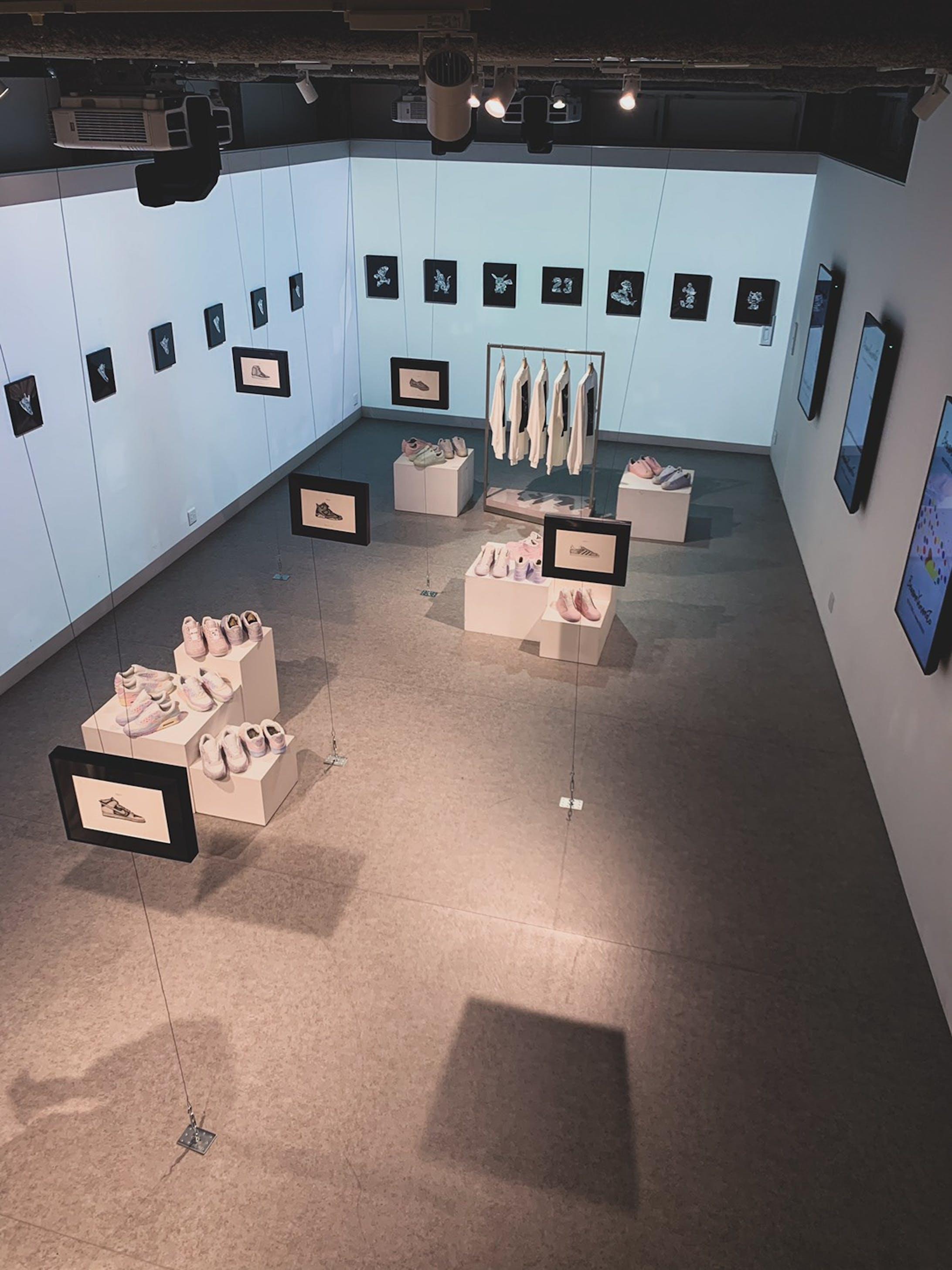 atmos japan Exhibition 2020-2