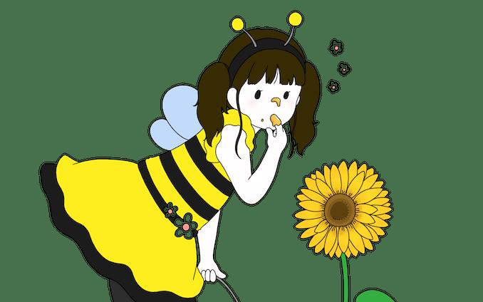 【イラスト】黄色