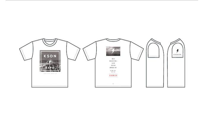 ライブTシャツデザイン