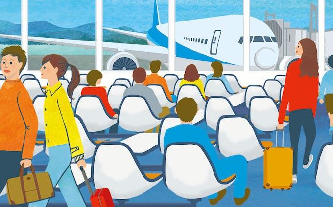 鹿児島空港フリーマガジン ソラマガ