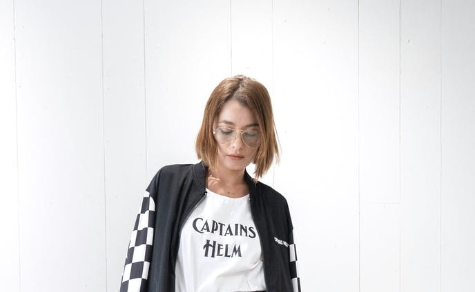 Captains Helm Tokyo 2020ss Look