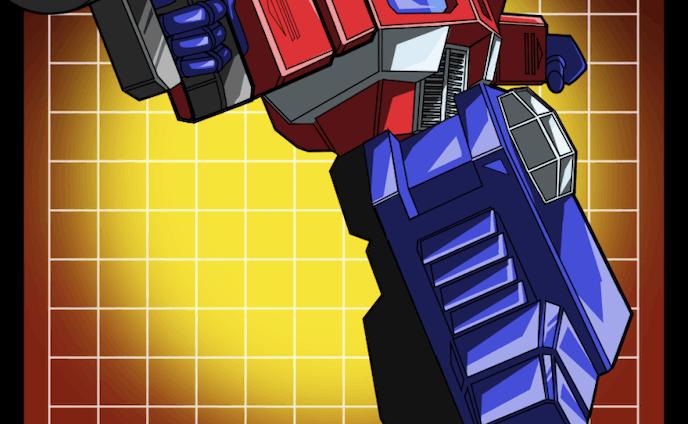 ロボット系 カラー ファンアート