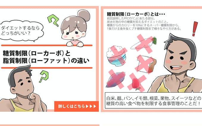 PFCベースのレシピ図鑑様