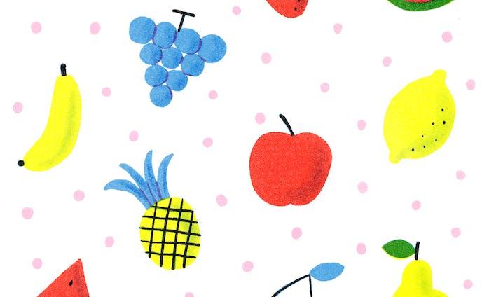 パターン | フルーツ