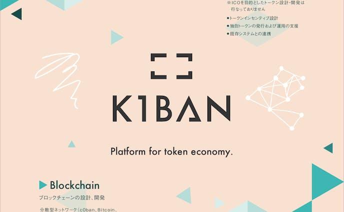 K1BAN -- flyer design