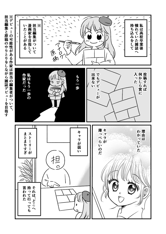エッセイ漫画-1