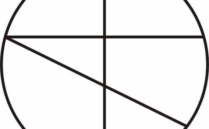 ptr circle graphic