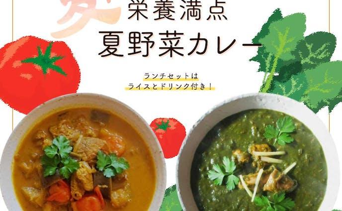 【SNS用バナー】夏限定!栄養満点カレー / シーライクス課題