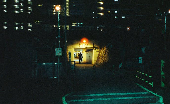 Midnight in Tokyo_Film Photography