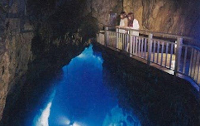 龍泉洞|旅してサプリ