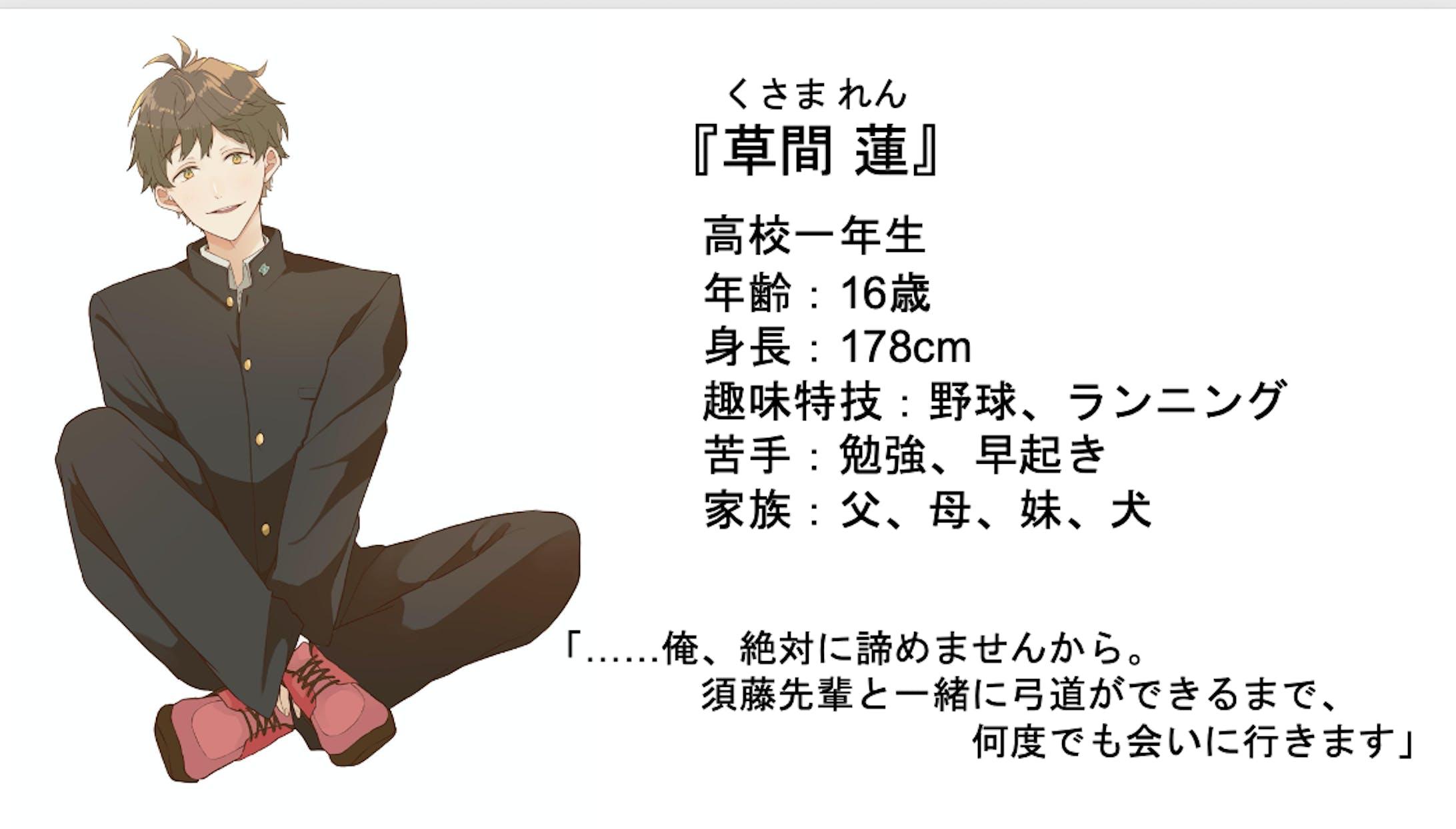 小説  射射恋々(いい れんれん)-3