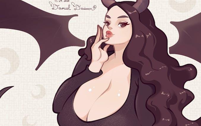 Cutie Devil