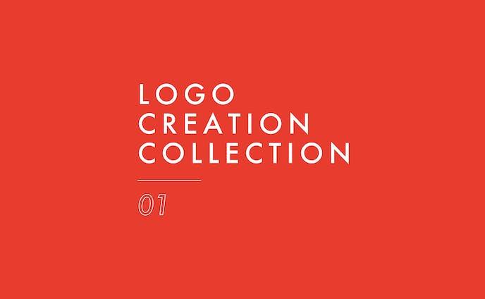 LOGO CREATION COLLECTION 01