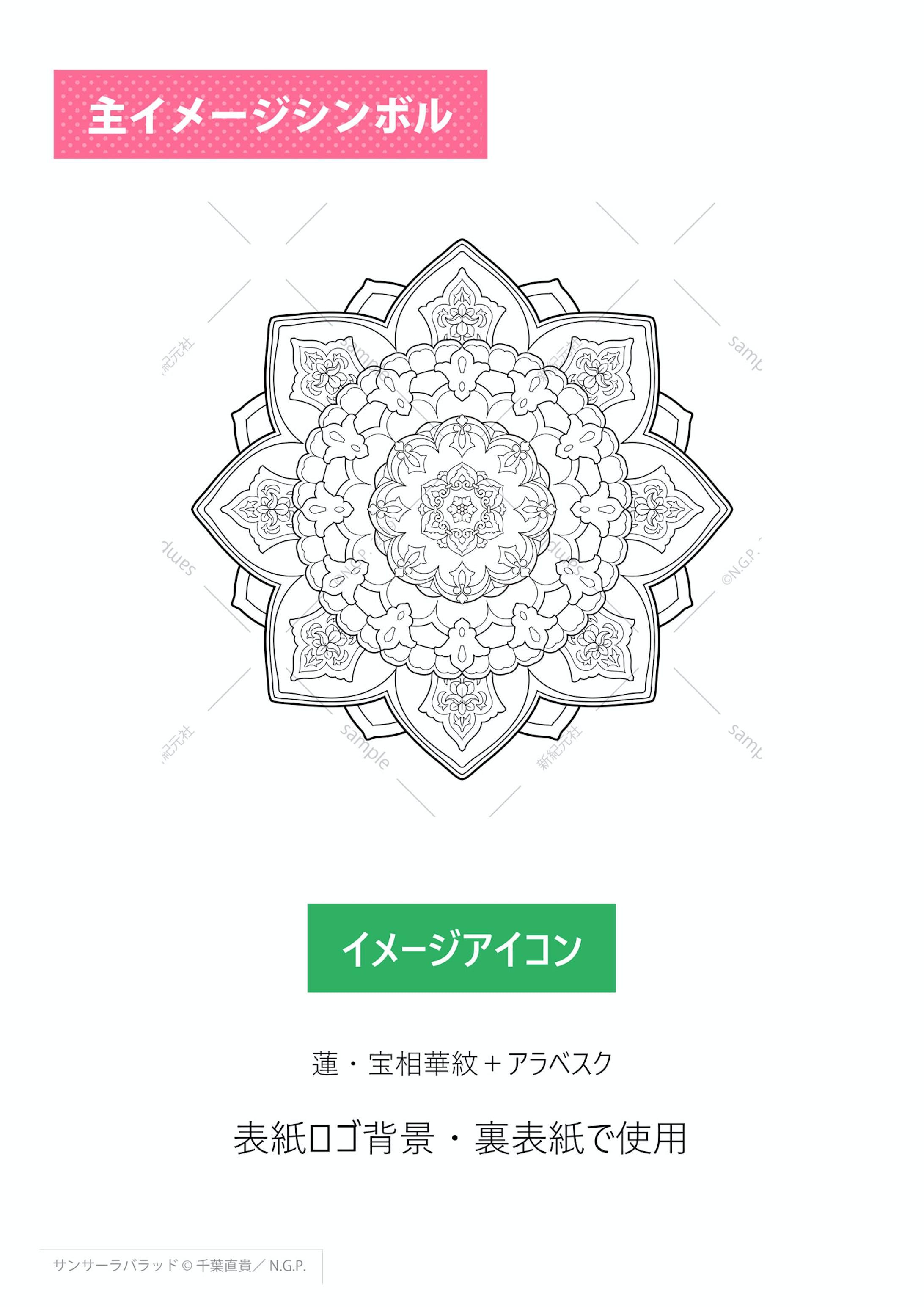 異世界転生RPG サンサーラ・バラッド - 誌面デザイン-10
