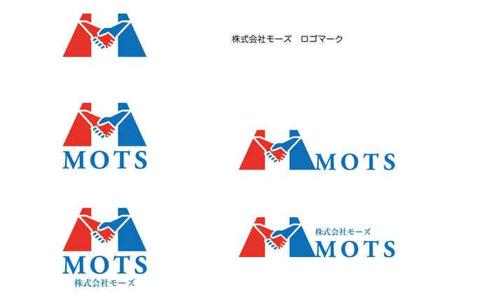 株式会社モーズ 様 ロゴマーク