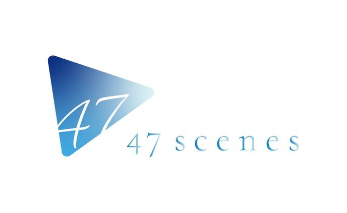 47scenes ロゴ