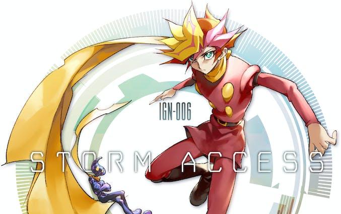 IGN006 (VRAINS×009)