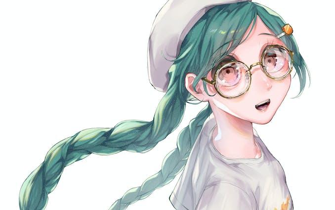 Lily/イラスト