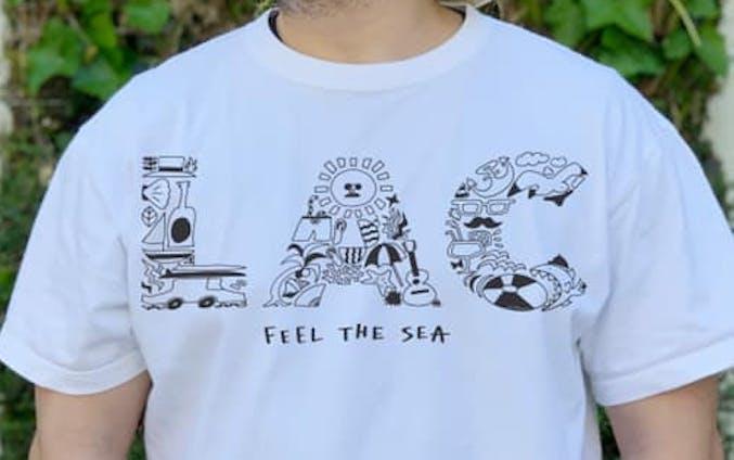 塗り絵Tシャツ - NURIE TEE -